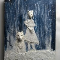 SNOW GUARDIAN By Holly Wilson