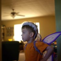 With Wings by Holly Wilson